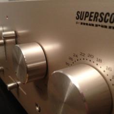 Amplificator Stereo MARANTZ-SUPERSCOPE A 545 - RAR/Vintage/Japan/Stare Perfecta - Amplificator audio Marantz, 41-80W