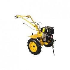 Motocultor Progarden HS 1100A, diesel, 7 CP, latime 120 cm, 32 lame