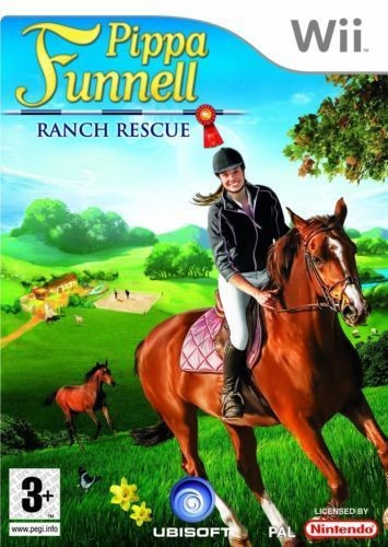 Pippa Funnell – Ranch Rescue - Nintendo Wii [Second hand] foto mare