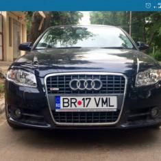 Audi a4 Sline, An Fabricatie: 2007, Motorina/Diesel, 241112 km, 1968 cmc