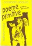 Constantin Abaluta, Poeme primitive