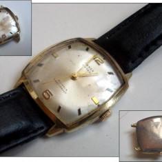 Superb ceas de colectie Anker EXTRA, placat cu aur, anii '50 - Ceas de mana