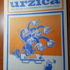 Revista urzica 15 noiembrie 1973