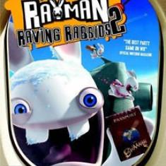 Rayman - Raving Rabbids 2 - Nintendo Wii [Second hand] fm - Jocuri WII, Actiune, 16+, Multiplayer