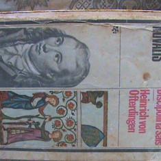 NOVALIS - Discipolii la Sais & Heinrich von Ofterdingen - Roman