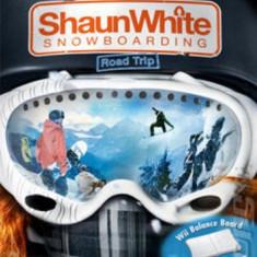 Shaun White Snowboarding - Road trip - Nintendo Wii [Second hand] - Jocuri WII, Sporturi, 3+, Multiplayer