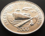 Moneda 1 Centesimo  - PANAMA, anul 2000   *cod 1749 --- UNC DIN FASIC!