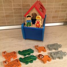 Arca lui Noe - Jocuri Logica si inteligenta