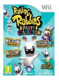 Raving Rabbids Party Collection ( 1 + 2 + TV Party )  - Nintendo Wii [Second h], Actiune, 3+, Multiplayer