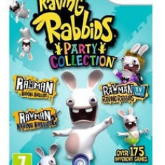 Raving Rabbids Party Collection ( 1 + 2 + TV Party ) - Nintendo Wii [Second h] - Jocuri WII, Actiune, 3+, Multiplayer