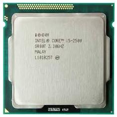 Procesor i5 2500 socket 1155 in stare perfecta de functionare - Procesor PC Intel, Intel, Intel Core i5, Numar nuclee: 4, Peste 3.0 GHz