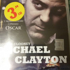 dvd - film - Michael Clayton - George Clooney