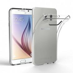 Husa protectie IMPORTGSM pentru Samsung Galaxy S6 Edge Plus (G928), Silicon, Capac Spate, Ultra Slim, Transparenta - Husa laptop