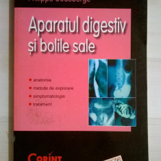 Philippe Godeberge - Aparatul digestiv si bolile sale