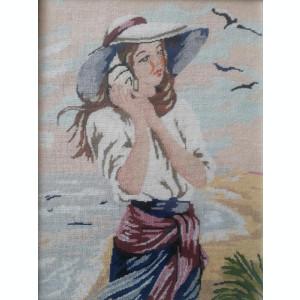 Goblen Jessica, 30 x 23 cm, 20 culori, nou.
