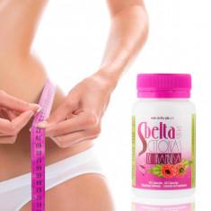 Supliment Alimentar cu Cetone de Zmeură Sbelta Plus (60 capsule) - Supliment sport