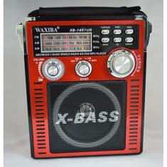 Radio MP3/USB/SD WAXIBA XB-1051UR WORLD RECEIVER