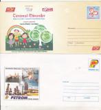 Bnk ip Lot 10 intreguri postale necirculate, Dupa 1950