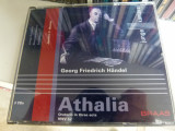 Handel - Athalia -2 cd