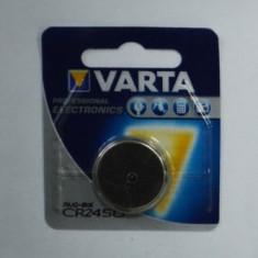 BATERIE VARTA CR2450 3V - Set accesorii baie