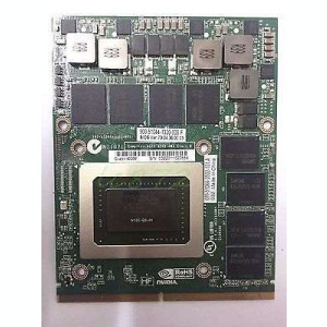 Placa Video Dell M4600 M4700 M6600 M6700 Nvidia Quadro 2000M 2GB GDR5