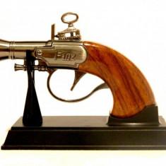 Bricheta Pistol Retro - Cadou