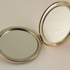 Oglinda poseta rotunda strasuri