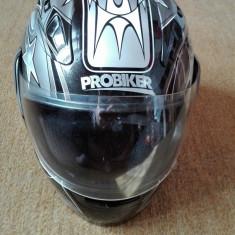 Casca Probiker - Casca moto, Marime: M