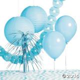Lumina albastră Partidul decorare Kit