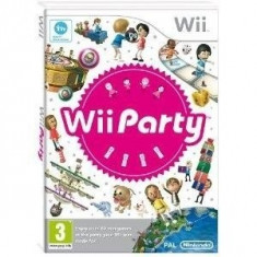 Wii Party - Nintendo Wii [Second hand] - Jocuri WII, Board games, Toate varstele, Multiplayer
