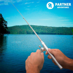 Undiță de Pescuit Stilou Partner Adventures - Gratar Gradina
