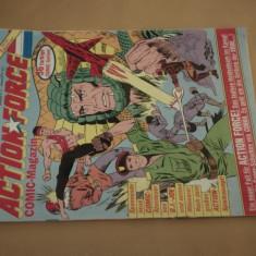Comic de colectie Action Force – Comic Magazin Nr. 3 Germania