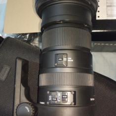 Sigma 50-500mm f/4.5-6.3 EX DG HSM OS (stabilizare de imagine) - Nikon AF-S FX
