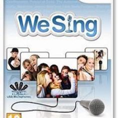 We Sing - Nintendo Wii [Second hand] - Jocuri WII, Simulatoare, 12+, Multiplayer