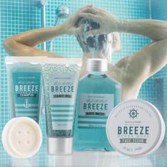 Set de Toaletă pentru Bărbaţi Breeze - Set parfum