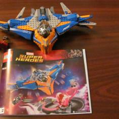 """AF - LEGO """"Super Heroes / Milano vs Abilisk"""" MARVEL 76081, 10-14 ani"""
