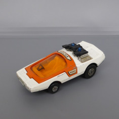 Bandolero Police, Matchbox Speed Kings - Macheta auto