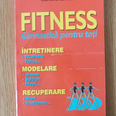 FITNESS, gimnastica pentru toti- Richard Jenkins