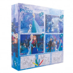 Puzzle Disney 4 in 1 Frozen