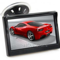 Display auto LCD 4.3