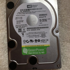 HDD Hard disc Western Digital 500GB WD5000AAVS - Hard Disk Western Digital, 500-999 GB, SATA2, 8 MB
