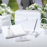 De nunta Într-o cutie - alb