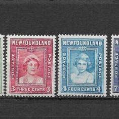 Newfoundland 1938 MNH, Nestampilat