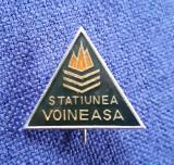 Insigna Turism - Statiunea Voineasa