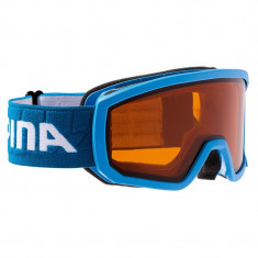 Ochelari Alpina Scarabeo JR DH lightblue/white foto