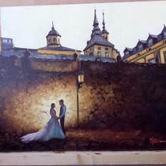 Transform pozele dumneavoastra in tablouri pictate in ulei pe panza !