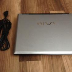 Sony Vaio B1XP + incarcator - Laptop Sony, Intel Pentium M, Diagonala ecran: 14, 80 GB