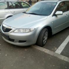 Mazda 6 inmatriculata, Motorina/Diesel, Model: 6, Gri, Break, Numar usi: 5