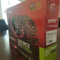 MSI GAMING GeForce GTX 1080 VR Ready 8GB DirectX 12 GeForce GTX 1080 GAMING X 8G - Placa video PC