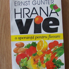 HRANA VIE- GUNTER - Carte Dietoterapie
